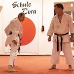 Sensei Thomas Schulze bei Tora 2013