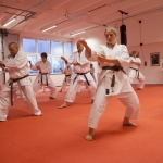 Shihan Ochi in der Karateschule Tora 2013